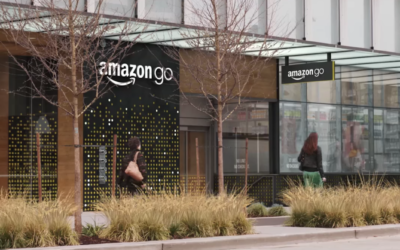 Inside Amazon Go: the store of the future